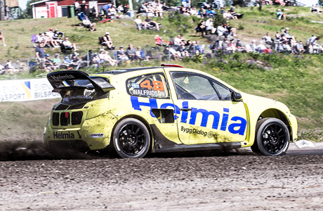 RallyX Nordic